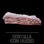COSTILLA CON HUESO
